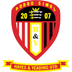 Hayes & Yeading United team logo
