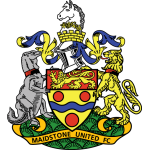 Maidstone United team logo